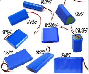 18650 Lithium Ion Cylindrical Battery Pack 3350mah 3.7V For Bike 500 Times Circle Life 4