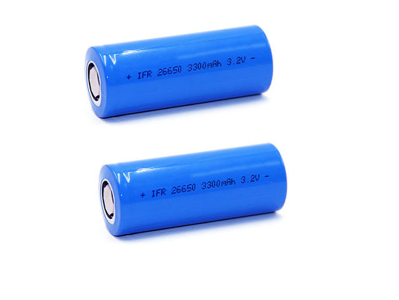 26650 LiFePO4 Battery Pack  3.2V 3000mah for Car Tracking System and Lamp
