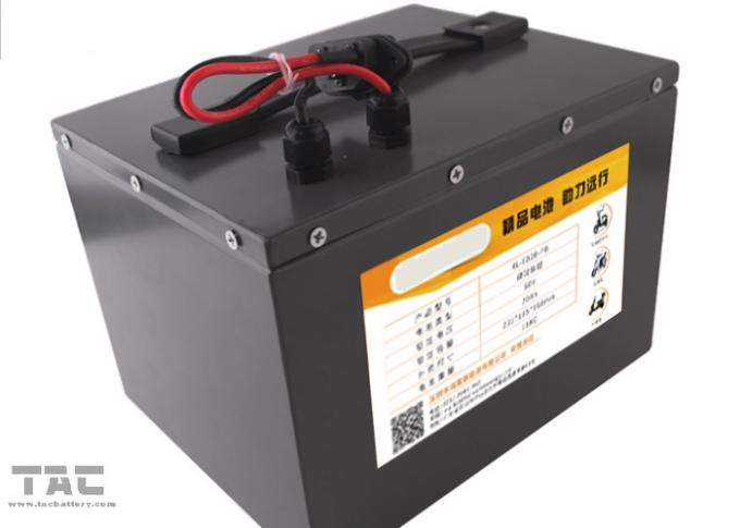 24V  36V  48V  Capacity Polymer Li-ion Electric Bike Battery Pack 0