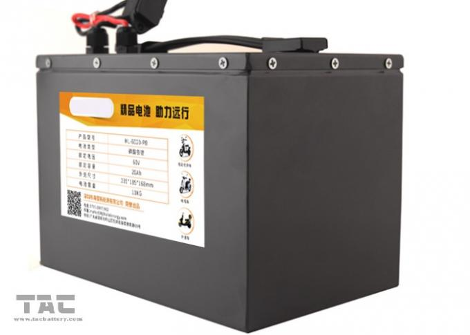 24V  36V  48V  Capacity Polymer Li-ion Electric Bike Battery Pack 1