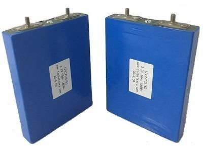 3.2V LifeP04 Battery High Energy Density 11585135Fe 10Ah Lithium Iron Phosphate
